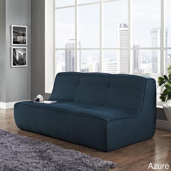 Modway Align Upholstered Loveseat