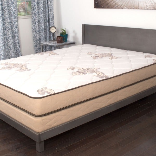 NuForm TriZone Quilted 7-inch Twin-size Foam Mattress