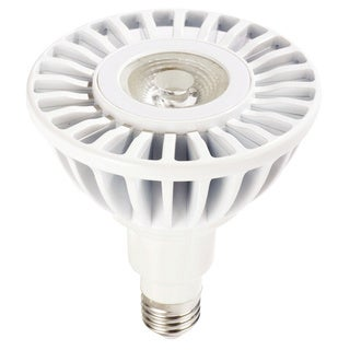 PAR38 17-watt 120-volt 3000K Medium Base LED Light Bulb
