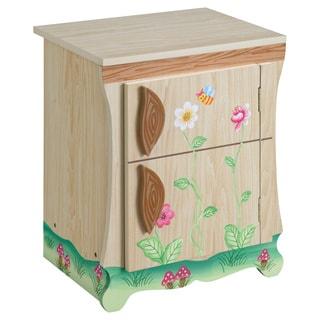 Teamson Kids Enchanted Forest Kitchen Refrigerator