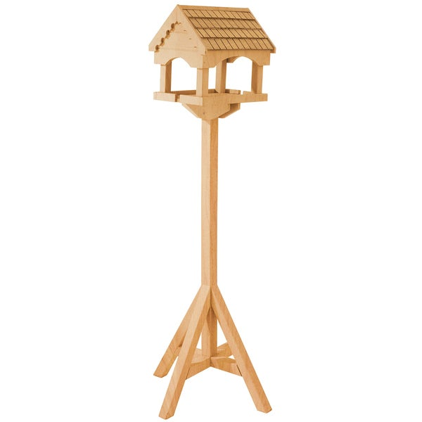 Pine Bird Table