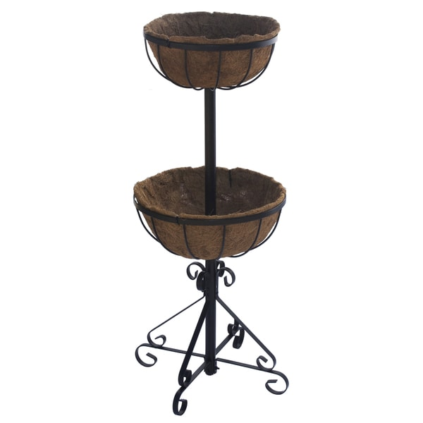 2-tier Forge Planter