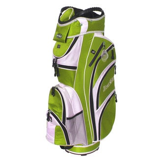 Tour Edge Max D Green/ White Golf Cart Bag