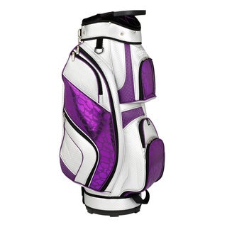 Tour Edge Luxury Orchid Golf Bag
