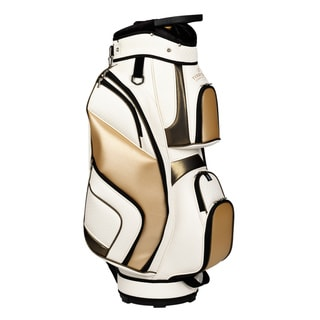 Tour Edge Lady Luxury Champagne Golf Bag