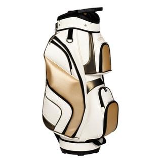 Tour Edge Lady Luxury Champagne Golf Bag