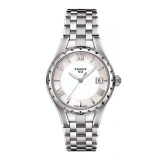 Tissot Women's T0722101111800 'T-Lady' Mother of Pearl Watch
