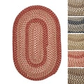Weston Indoor/ Outdoor Braided Rug (5' x 7')