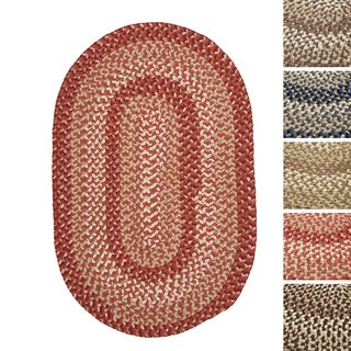 Weston Indoor/Outdoor Braided Reversible Rug USA MADE