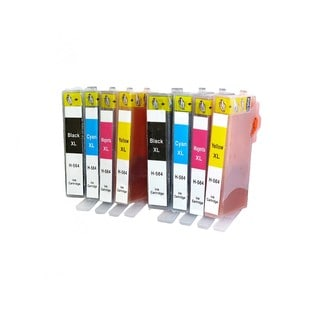 Remanufactured For HP 564XL Ink Cartridge (Pack Of 8 :2K/2C/2M/2Y)