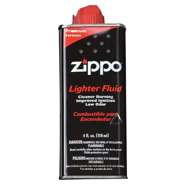 Zippo 4 Oz Lighter Fluid 1 Dozen