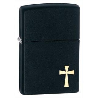 Zippo CRSS Black Matte Lighter