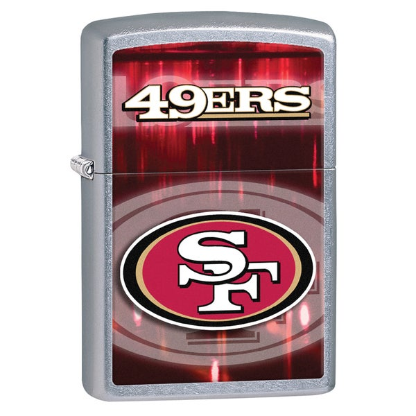 Zippo NFL 49ers Lighter