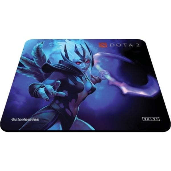 SteelSeries QcK+ Dota 2 Vengeful Spirit Edition