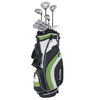 Tour Edge Left-handed HP20 Golf Set