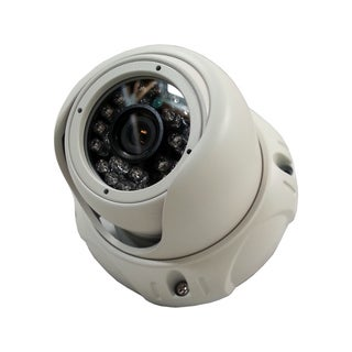 Aposonic A-CDMP36 700 TVL 24-IR-LEDs Sony Exview HAD CCD II Weatherproof Surveillance Camera