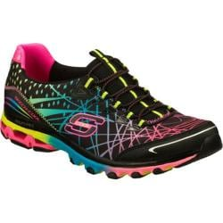 Women's Skechers Chill Out Elation Black/Multi