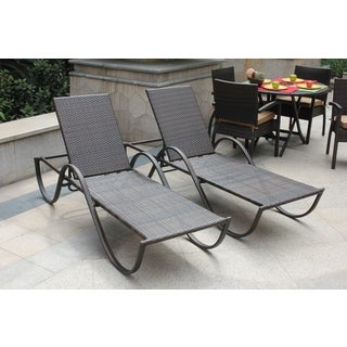 Cavalier 2-piece Chaise Lounge Set