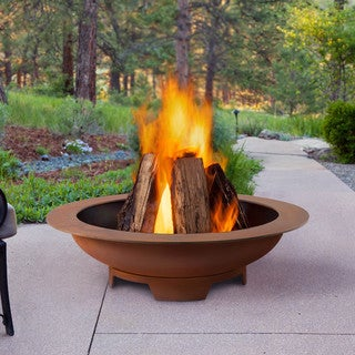 Real Flame Atlas Fire Pit