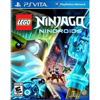 PS Vita - Lego Nindroids