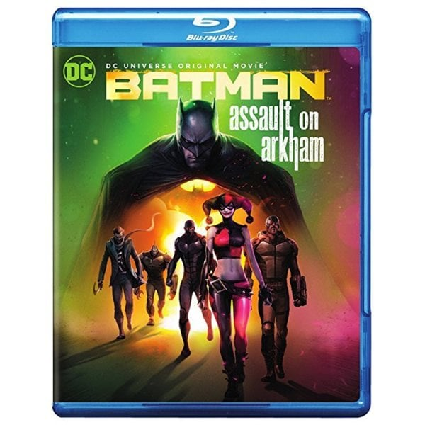 Batman: Assault on Arkham (Blu-ray/DVD) 12720056