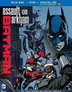 Batman: Assault on Arkham (Blu-ray/DVD)