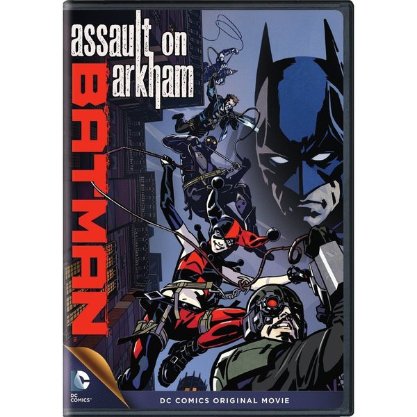 Batman: Assault on Arkham (DVD) 12720057