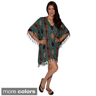 Women's Summer Beach Tunic (Indonesia)