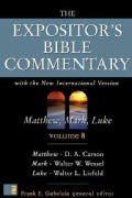 Expositor's Bible Commentary: Matthew, Mark, Luke (Paperback)