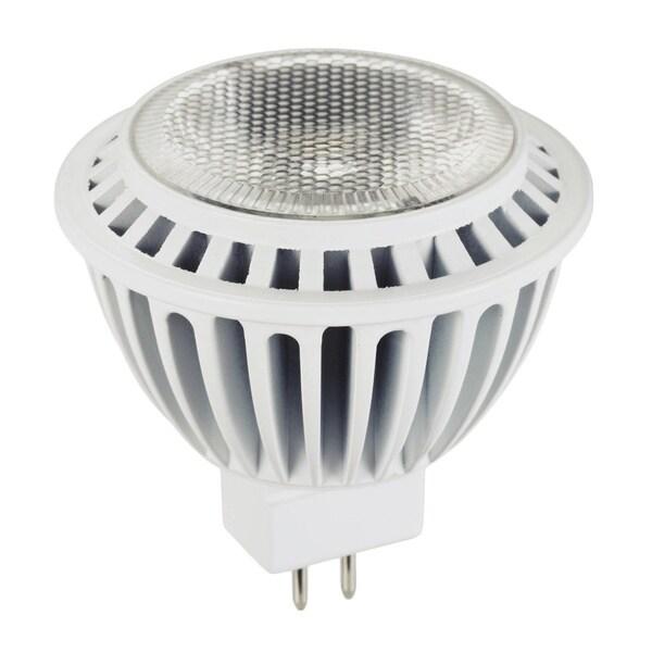 7-watt 12-volt MR15 GU5.3 Bi-pin Base LED Light Bulb