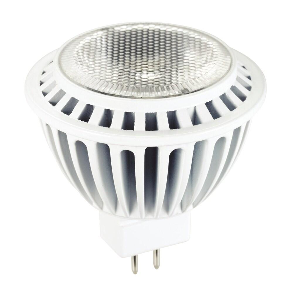 SB 7-watt 12-volt MR15 GU5.3 Bi-pin Base LED Light Bulb