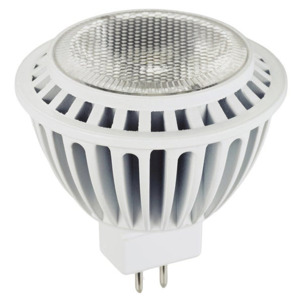7-watt 12-volt MR15 GU5.3 Bi-pin Base LED Light Bulb
