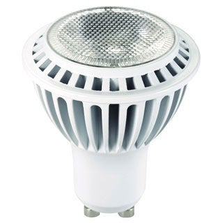 5-watt 120-volt MR16 GU10 Base FL 40 LED Bulb