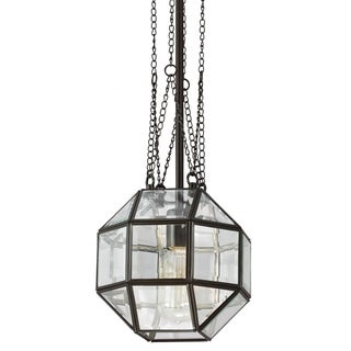 Lazlo Small 1-light Heirloom Bronze Pendant