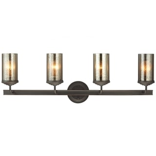 Sfera 4-light Autumn Bronze Wall/ Bath Vanity