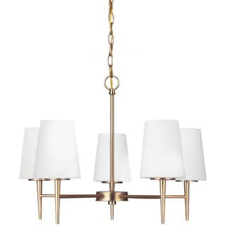 Driscoll 5-light Single-tier Chandelier