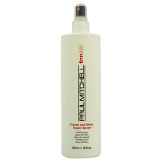 Paul Mitchell Firm Style Freeze and Shine Super 16.9-ounce Hairspray