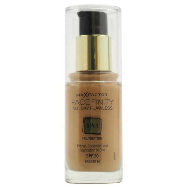 Max Factor Facefinity All Day Flawless 3-in-1 Bronze Foundation 12721599