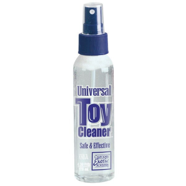 California Exotics Universal Toy Cleaner