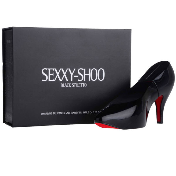 Sexxy Shoo Black Stiletto Women's 3.4-ounce Eau de Parfum Spray