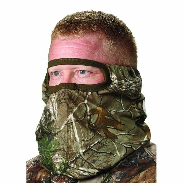 Hunters Specialties Realtree Xtra Net 3/4 Face Mask
