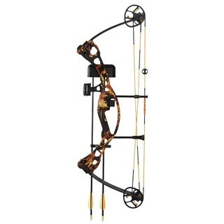 High Five Scorcher Compound Bow Set