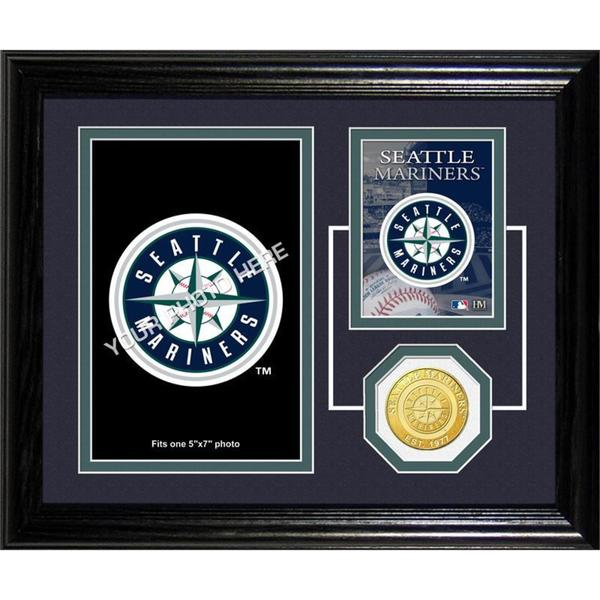 Seattle Mariners Fan Memories Photo Mint