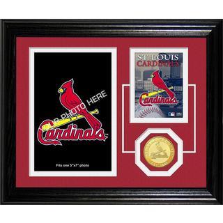 St. Louis Cardinals Fan Memories Photo Mint
