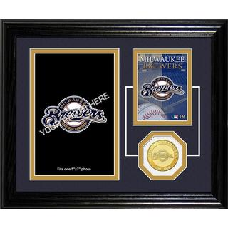 Milwaukee Brewers Fan Memories Photo Mint