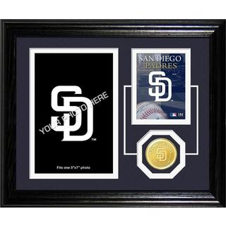 San Deigo Padres Fan Memories Photo Mint