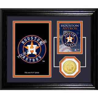 Houston Astros Fan Memories Photo Mint