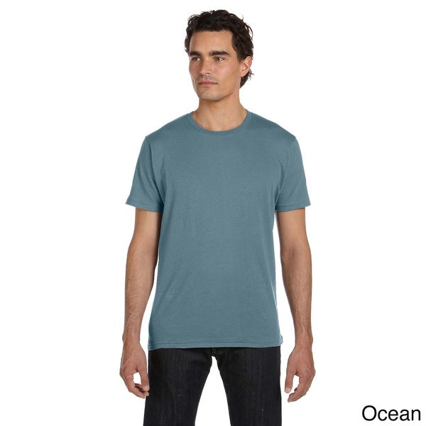 Alternative Men's Organic Cotton Basic Crew Tee 12722499