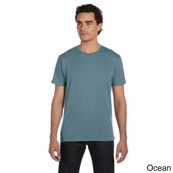 Alternative Men's Organic Cotton Basic Crew Tee 12722524