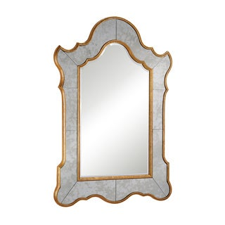 Christopher Knight Home Gold Framed Antique Wall Mirror